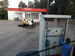 ปั๊มน้ำมันอินเดีย... ไฮโซมั๊ก